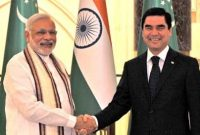 India, Turkmenistan have common purpose to combat terror: Modi
