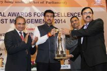 SAIL receives 'National Awards for Excellence in Cost Management – 2014'
