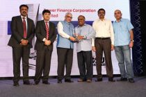 "Power Finance Corporation (PFC) received ""India's Top PSU Award"""