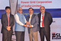 POWERGRID bestowed with the D& B PSU Award