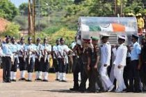 Preparations on for Kalam's final journey