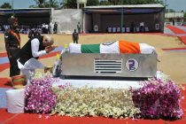 People's President Kalam laid to rest