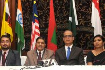 The Secretary (Youth Affairs), Rajeev Gupta briefing the media on Asia Region Commonwealth Youth Ministers