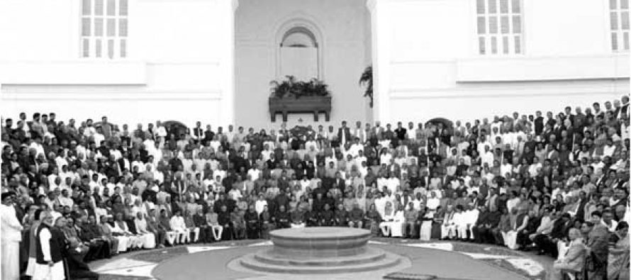 Dr. APJ ABDUL KALAM : A PEOPLE'S PRESIDENT
