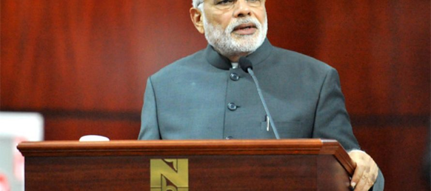 Modi cites India, Central Asia's shared Islamic heritage to combat extremism
