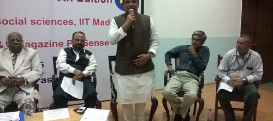 Sansad Ratna Awards Presented to Top Performing MPs in Chennai