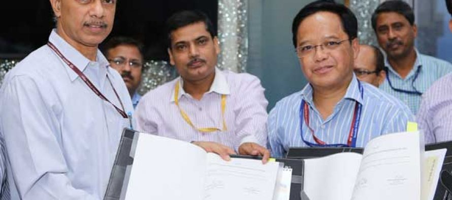 MoU signed between DVC and Ministry of Power