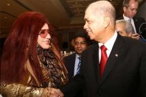 Shahnaz Husain,Newly appointed Cultural Ambassador of  Seychelles