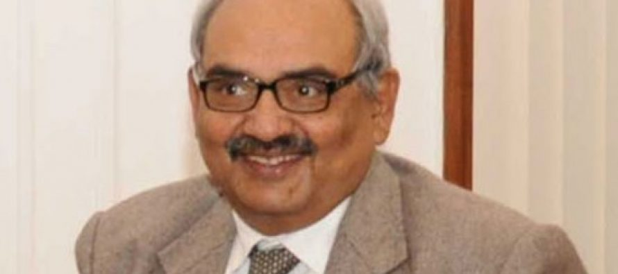 Rajiv Mehrishi appointed new union home secretary