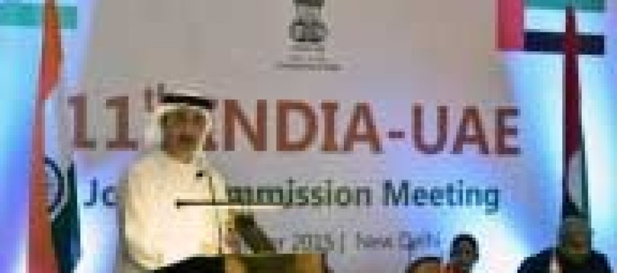 'UAE attaches highest importance to strategic partnership with India'