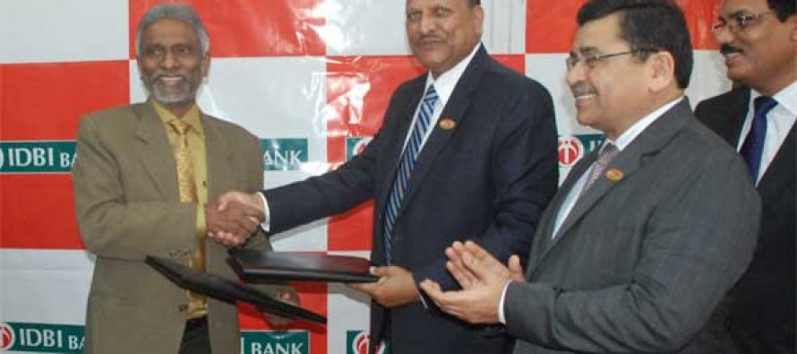 MoU signed between HUDCO and IDBI