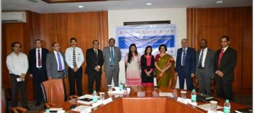 SBI Chairman inaugurates SBI's official pages on Pinterest and Instagram