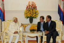 India wants better cooperation with Cambodia: Ansari