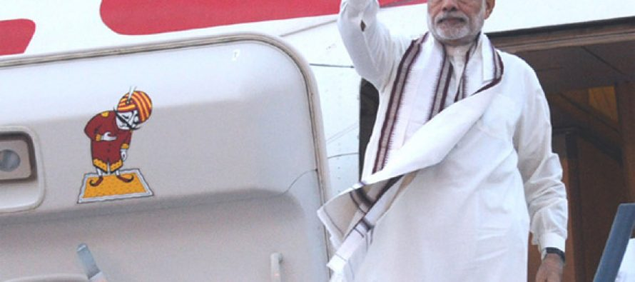 Modi to embark on hectic diplomatic tour