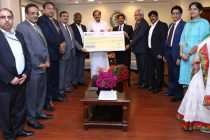 NBCC Pays Rs.59.40 Crore Dividend to the GoI