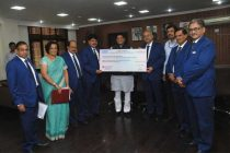 NTPC pays Total Dividend of Rs. 2061.37 crore for FY 2014-15