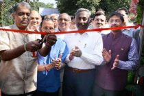 Cabinet Secretary Inaugurates NBCC Implemented Public Toilet in South Delhi