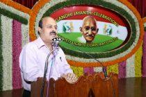 NLC celebrates 146th  birth anniversary of Mahatma Gandhi