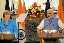 Angela Merkel's Leadership Brings Confidence for Europe –  Indian PM Narendra Modi