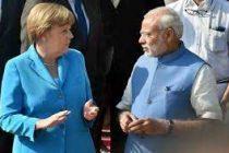 Modi, Merkel visit Bosch facility in Bengaluru