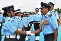 Women to be inducted as fighter pilots: IAF chief