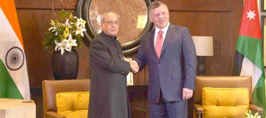Jordan assures India support for UN high seat, food security