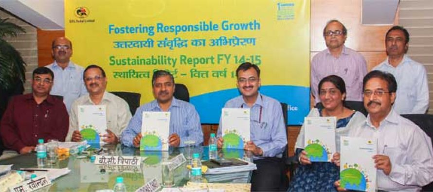 GAIL releases fifth Sustainability Report