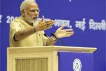 Want to choke black money, opposition wants shutdown: Modi