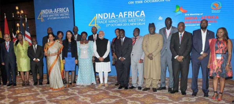 India-Africa summit will launch new era of partnership: Modi