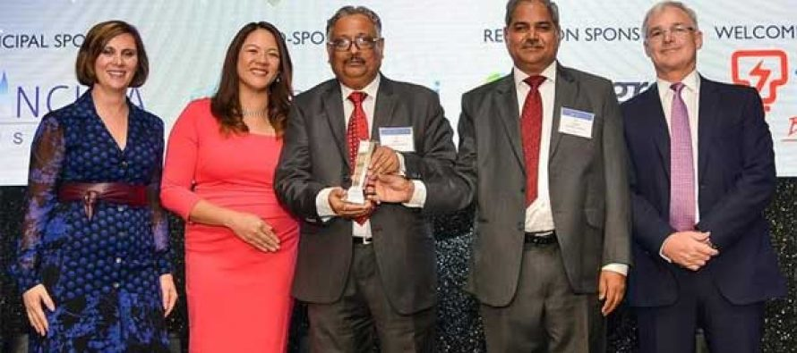 POWERGRID declared as the 6th Fastest Growing Energy Company in Asia by Platts