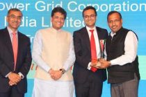 POWERGRID bestowed the D& B Infra  Award