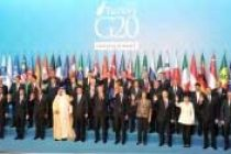 G20 leaders push for lifting of global growth