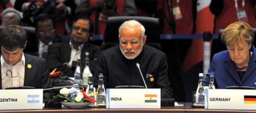 Modi asks G20 to curb excessive banking secrecy