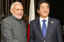 Modi, Abe to lay high-speed rail line's foundation this week