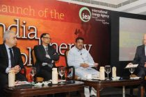 MoS for Petroleum and Natural Gas (IC), Dharmendra Pradhan speaking at the launch of the World Energy