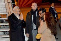 Modi reaches Paris to attend climate summit