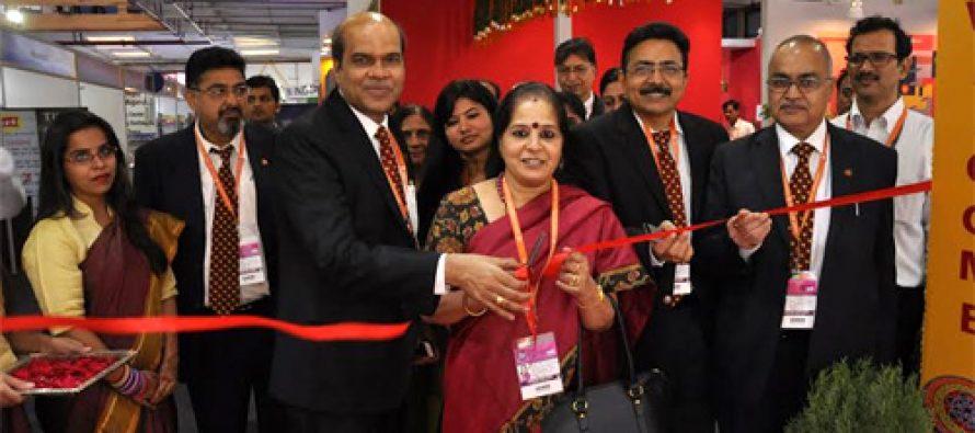 CEO & MD PNB inaugurates PNB Stall at IITF