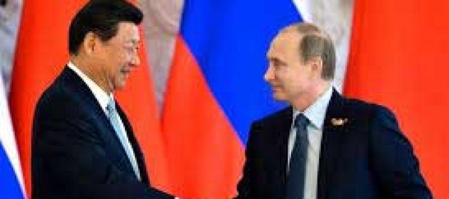 Xi, Putin to enhance anti-terrorism cooperation