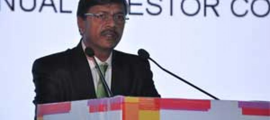 CMD, NBCC, addressed Investors and Analysts at  Annual Investor Conference 2015