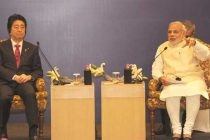 Bullet trains apart, India needs high-speed growth: Modi