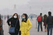 Beijing issues second red alert for heavy smog