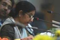 BRICS recognised 'state protected terrorism as biggest challenge: Sushma Swaraj
