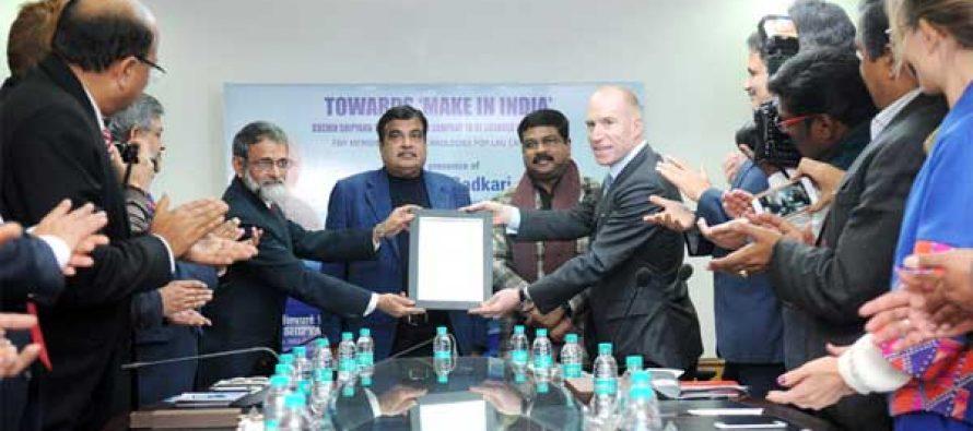 Cochin Shipyard eligible to build LNG ships