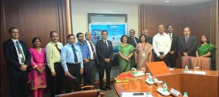"""SBI Launches """"State Bank Samadhaan""""- A Self Service Mobile App"""
