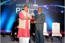 HUDCO receives 'Governance Now PSU Award'