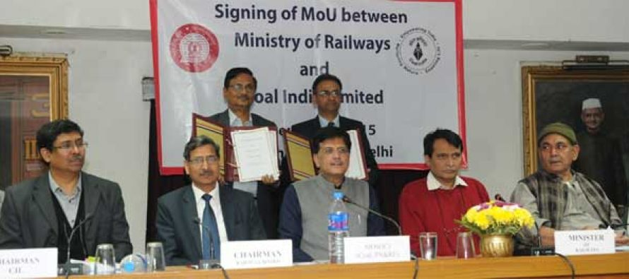 Railways to provide wagons for exclusive use of CIL