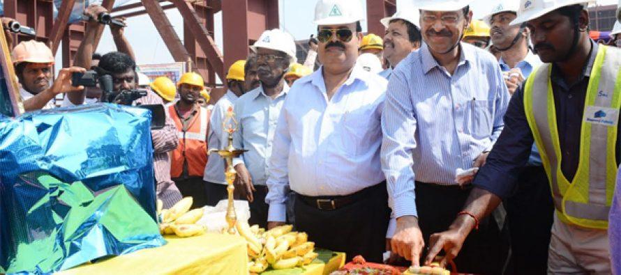 Anil Swarup I.A.S, Secretary, Ministry of Coal, GOI visits NLC