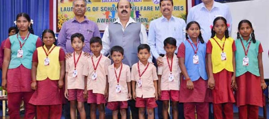 Parents should  spend more time with their children – Appeals S.K.Acharya, CMD/NLC