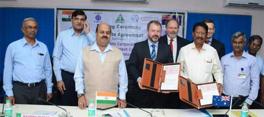 NLC ink pact with Australian firm on minimising CO2 emissions