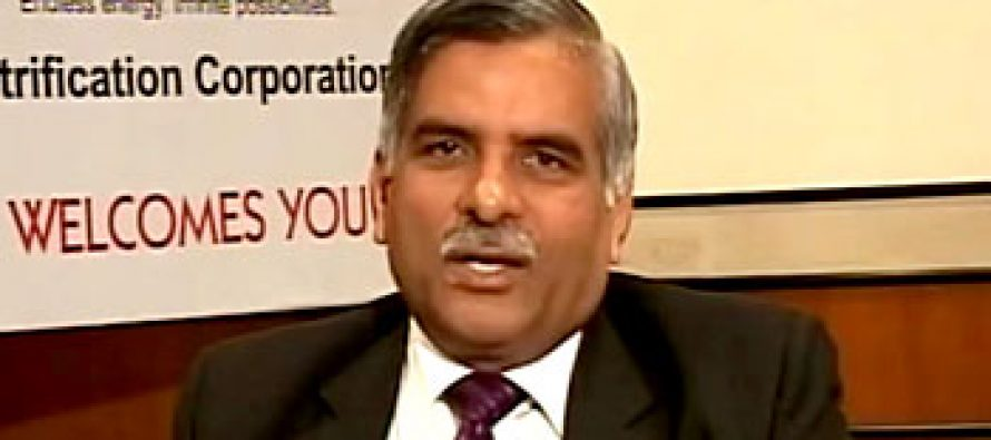 Rajeev Sharma CMD-REC recommended for CMD-PFC post